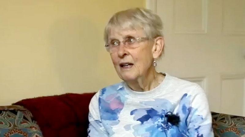 Interview video thumbnail of Juliet Hopkins